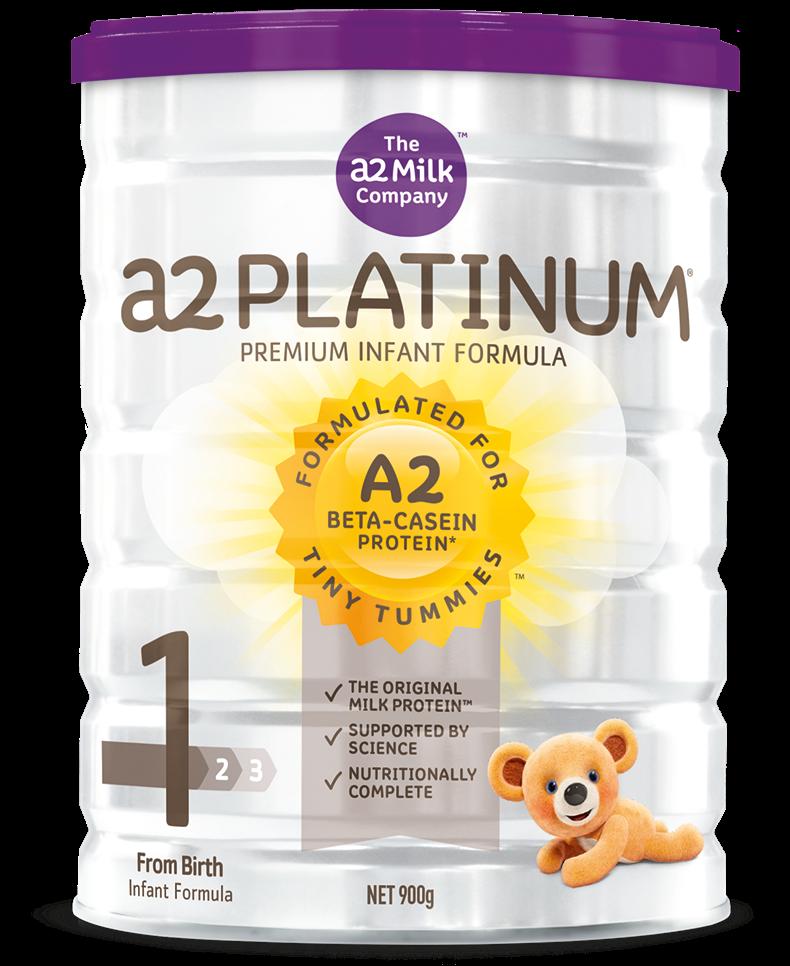 a2 Platinum® premium Infant formula: 0-6 months