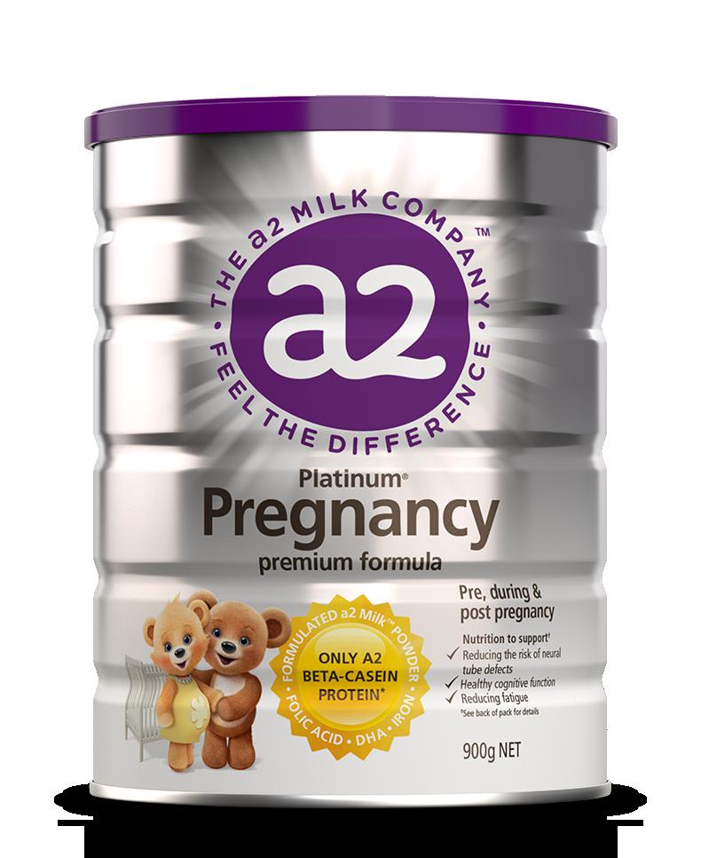 a2 Platinum® Premium pregnancy formula